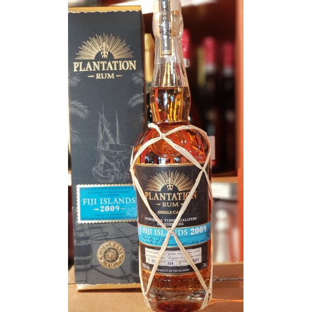 Plantation Single Cask Fiji 2009 49,6%