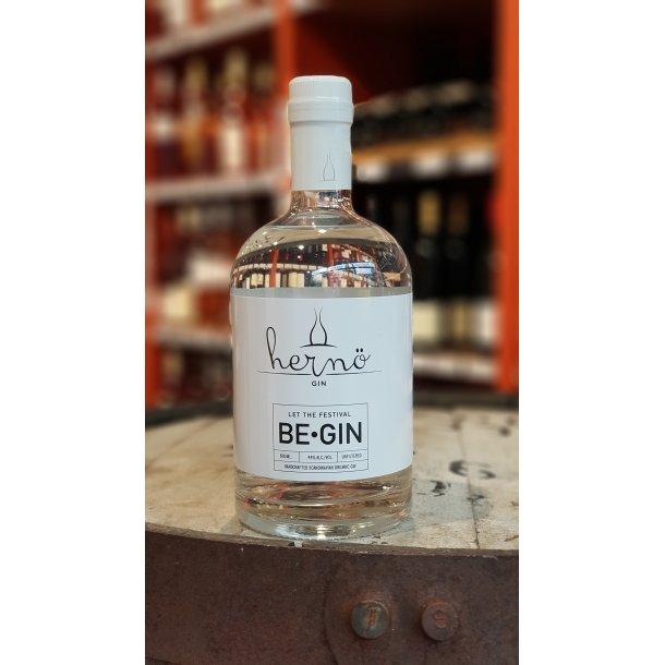 Hernö Organic Gin