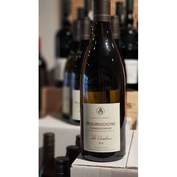 Boisset Bourgogne Chardonnay Les Ursulines 2016