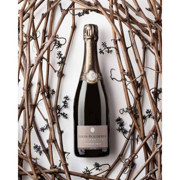 Champagne Roederer Vintage 2012 1/1 Fl. 94 Point RP